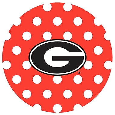 Thirstystone University of Georgia Dots Collegiate Coaster (Set of 4)