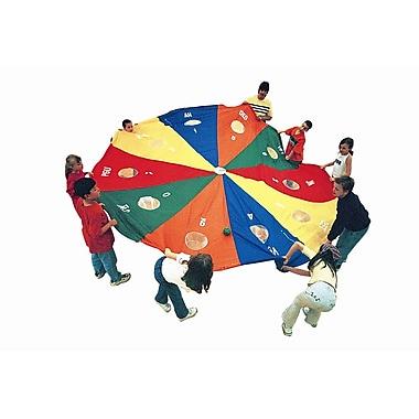 FlagHouse Rainbow Match Parachutes