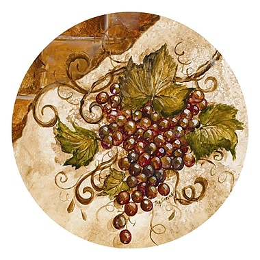Thirstystone Grapes Occasions Coaster (Set of 4)