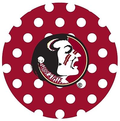 Thirstystone Florida State University Dots Collegiate Coaster (Set of 4)
