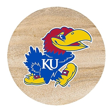 Thirstystone University of Kansas Collegiate Coaster (Set of 4)