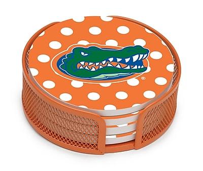 Thirstystone 5 Piece University of Florida Dots Collegiate Coaster Gift Set