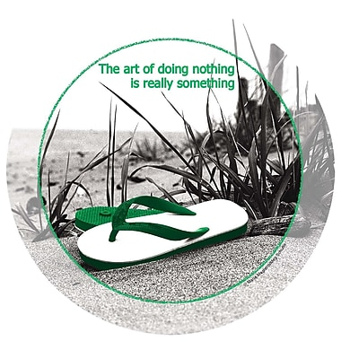 Thirstystone The Art of Doing Nothing Occasions Coaster (Set of 4)