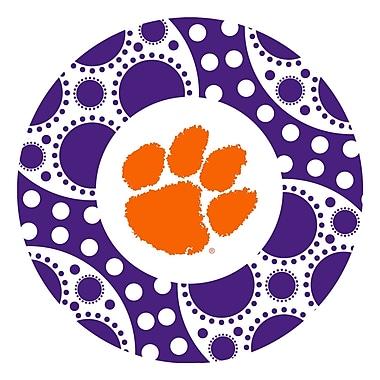 Thirstystone Clemson University Circles Collegiate Coaster (Set of 4)
