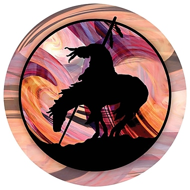 Thirstystone End of the Trail Occasions Coaster (Set of 4)