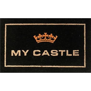 Home & More My Castle Doormat