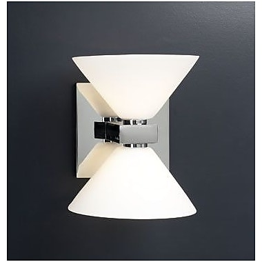 PLC Lighting Matrix 2-Light Wall Sconce
