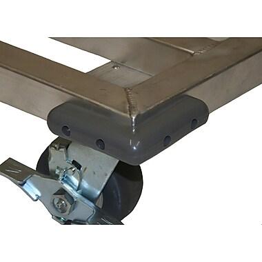 PVIFS 1'' Optional Corner Bumper for Mobile Dunnage Racks