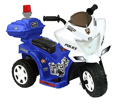 Kidz Motorz Lil Patrol 6V Battery Powered
