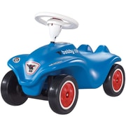 Big Toys Bobby Push/Scoot Car; Blue
