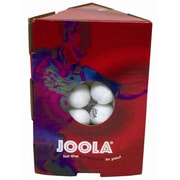 Joola JOOLA Magic 2-Star Training Table Tennis Balls ? 48 Pack - White