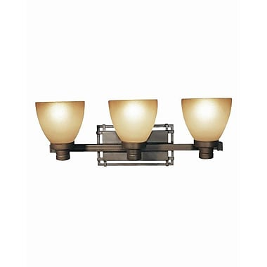 Woodbridge Wayman 3-Light Vanity Light