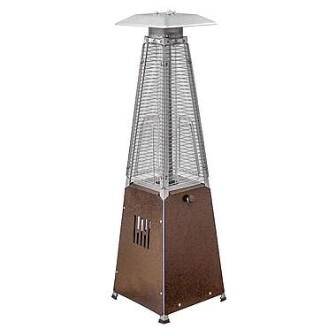 AZ Patio Heaters 9,500 BTU Propane Tabletop Patio Heater; Bronze