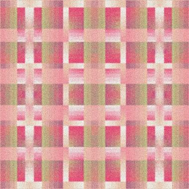 Milliken Modern Times Aura Pinky Area Rug; Square 7'7''