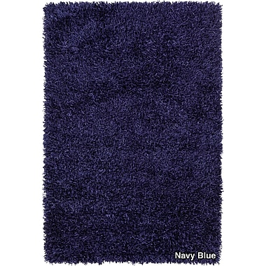 Chandra Sidney Blue Area Rug; 5' x 7'6''