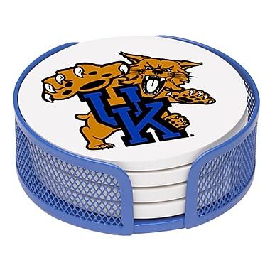 Thirstystone 5 Piece University of Kentucky Collegiate Coaster Gift Set