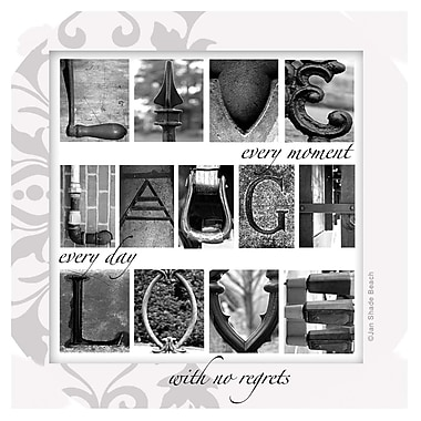 Thirstystone Live, Laugh and Love Occasions Coasters Set (Set of 4)