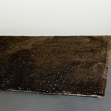 Chandra Whitehall Brown Area Rug; 8' x 10'