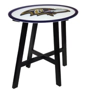 Fan Creations NFL Pub Table; Baltimore Ravens