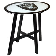 Fan Creations NFL Pub Table; Oakland Raiders