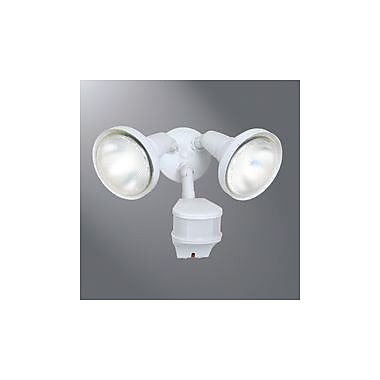 Cooper Lighting Flood Light; White
