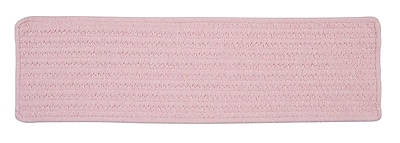 Colonial Mills Westminster Blush Pink Stair Tread; 1