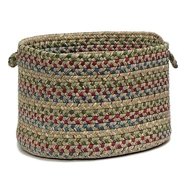 Colonial Mills Twilight Utility Basket; Palm