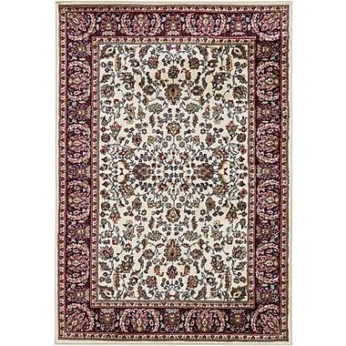 Chandra Taj Ivory Area Rug; 4' x 6'