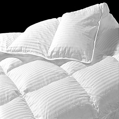 Highland Feather Santa Monica Heavyweight Down Duvet Insert; King (58 oz)