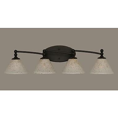 Toltec Lighting Capri 4-Light Vanity Light