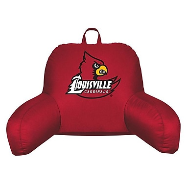 Sports Coverage NCAA Louisville Bed Rest Pillow