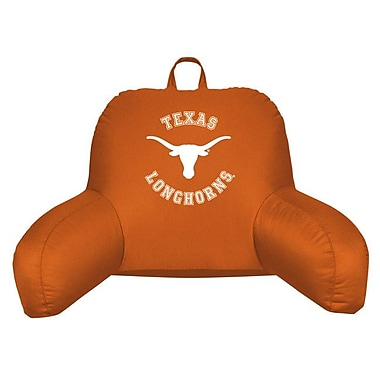 Sports Coverage NCAA Texas Bed Rest Pillow