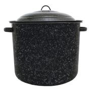 Granite Ware Graniteware Stock Pot w/ Lid; 34-qt.