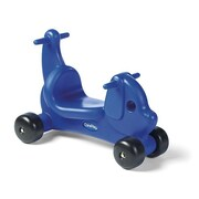 CarePlay Puppy Dog Push/Scoot Ride-On; Blue