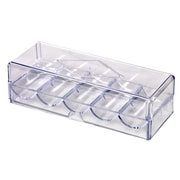 Nevada Style Clear Acrylic Chip Rack