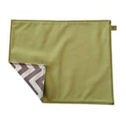 Messy Marvin Messy Reversible Placemat; Lime Green