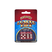 Las Vegas Style Loaded Dice Card (Set of 2)
