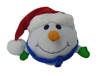 BZB Goods Singing Snowman Musical Plush Toy