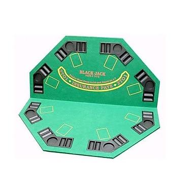 JP Commerce 2 in 1 Poker / Blackjack Table Top