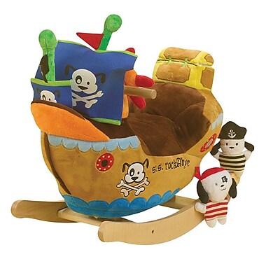 Charm Co. Pirate Ship Rocker