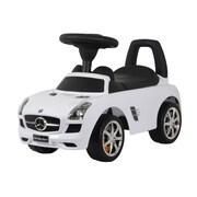 Best Ride On Cars Mercedes SLS Push Car; White
