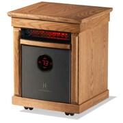 Heat Storm Smithfield 1,500 Watt Portable Electric Infrared Cabinet Heater
