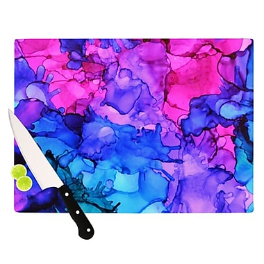 KESS InHouse Audrey Cutting Board; 11.5'' H x 15.75'' W x 0.15'' D