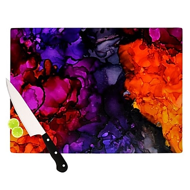 KESS InHouse Family Photos Cutting Board; 11.5'' H x 8.25'' W x 0.25'' D