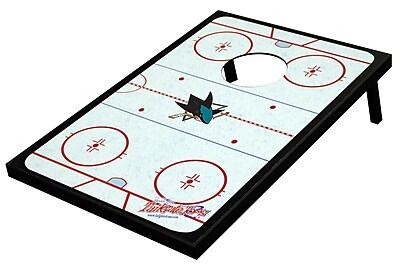 Tailgate Toss NHL Tailgate Toss; San Jose Sharks
