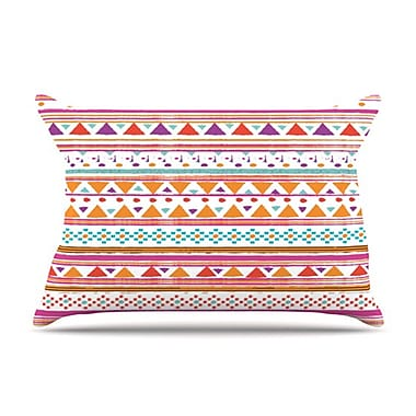 KESS InHouse Native Bandana Pillowcase; Standard