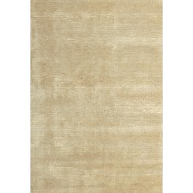 MOTI Rugs Ashlee Gold Area Rug; 7'11'' x 9'11''