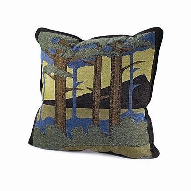 Rennie & Rose Design Group Motawi Landscape Throw Pillow