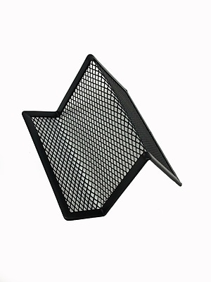 Buddy Products Mesh Business Card Holder Black Staples