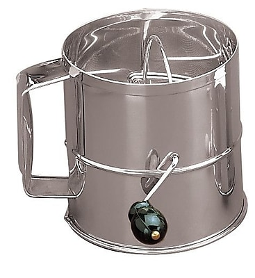 Fox Run Brands Eight Cup Flour Sifter WYF078275459975